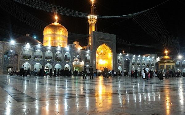 بهترین نقطه در خاک ایران به هنگام تحویل سال نو!