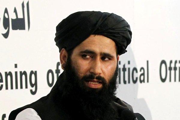 طالبان: بالگرد نظامی آمریکا در پکتیا را هم هدف قرار دادیم