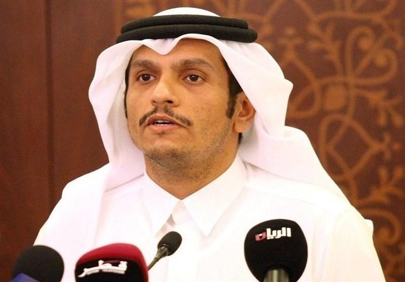 وزیر خارجه قطر: کوشش ها برای حل بحران با عربستان و امارات شکست خورده است