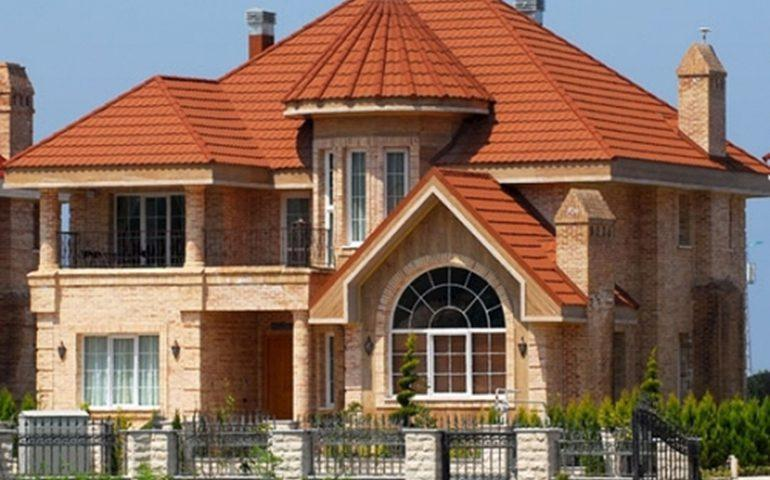 سقف شیروانی، انواع و کاربرد آن