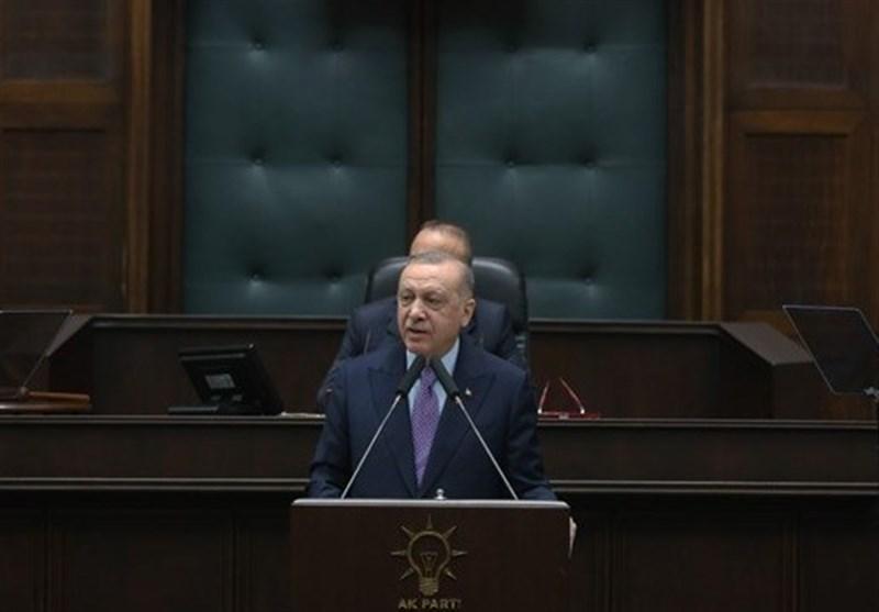 اردوغان: برای استفاده از حریم هوایی سوریه راه حلی خواهیم یافت