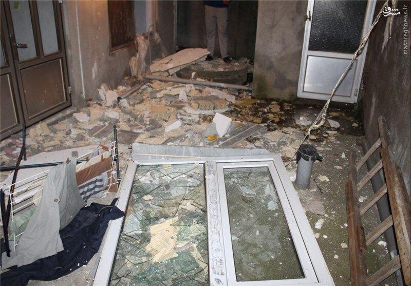 خبرنگاران انفجار واحد مسکونی در سنقر و کلیایی 2 کشته بر جا گذاشت