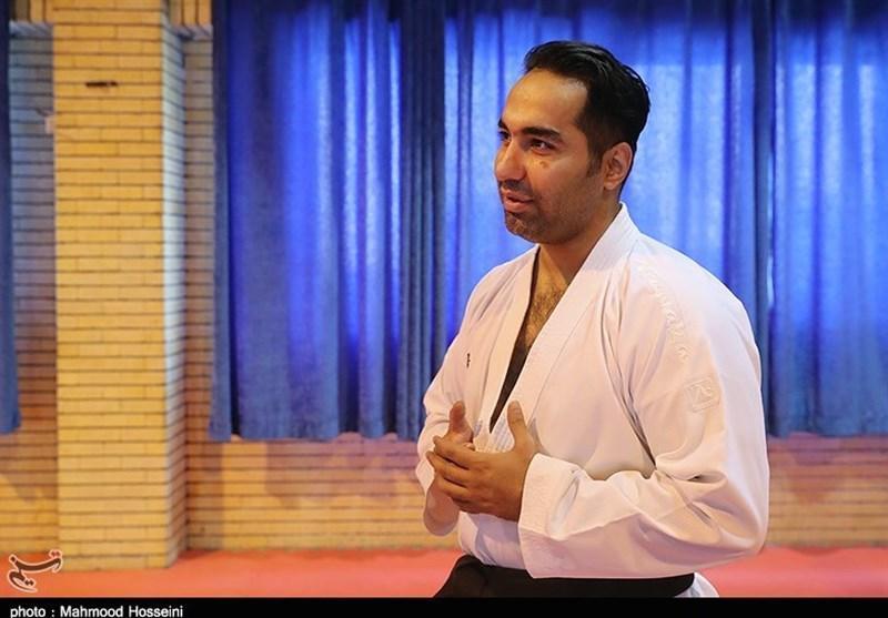 روحانی: 18 ساعت در فرودگاه مسکو قرنطینه بودم، با رایزنی رئیس فدراسیون کاراته روسیه در استونی هستم