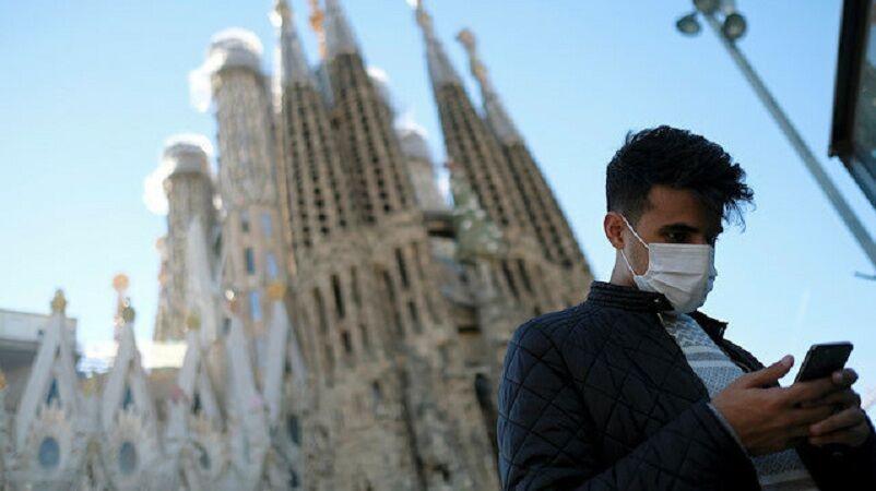 خبرنگاران سایه کرونا بر گردشگری اسپانیا
