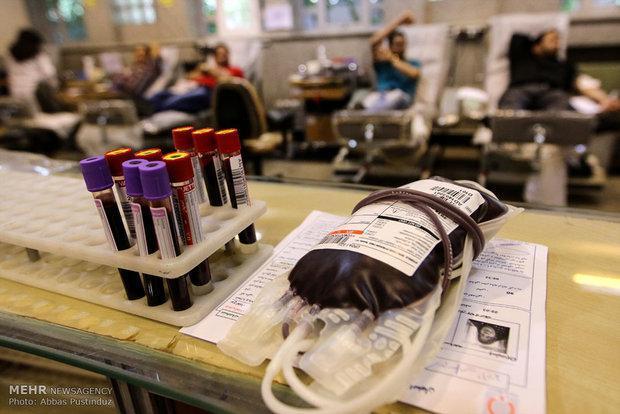 سامانه اطلاعاتی خون های نادر برای 22 کشور جهان ارائه می گردد