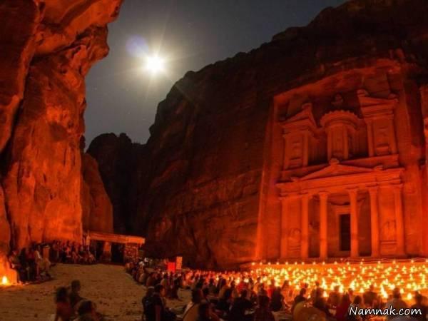 جاذبه های دیدنی وگردشگری کشور اردن