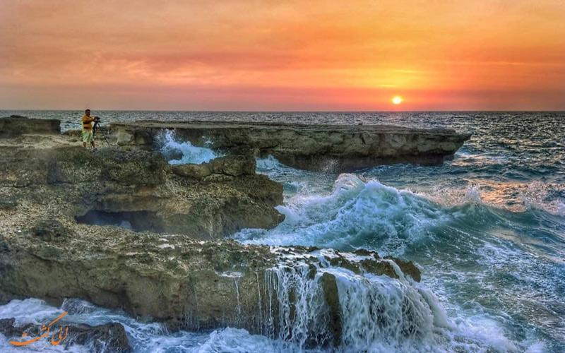 خلیج نایبند، اولین پارک ملی دریایی کشور در بوشهر