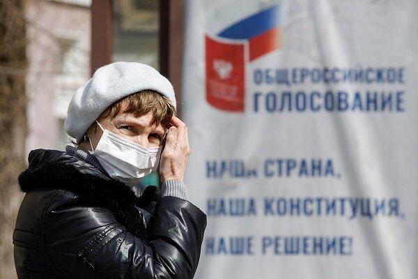 رکورد بیشترین مبتلایان به کرونا طی یک روز در روسیه شکسته شد