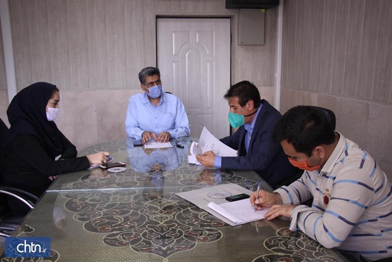 تشکیل اولین جلسه هماهنگی خانه مسافرهای استان فارس
