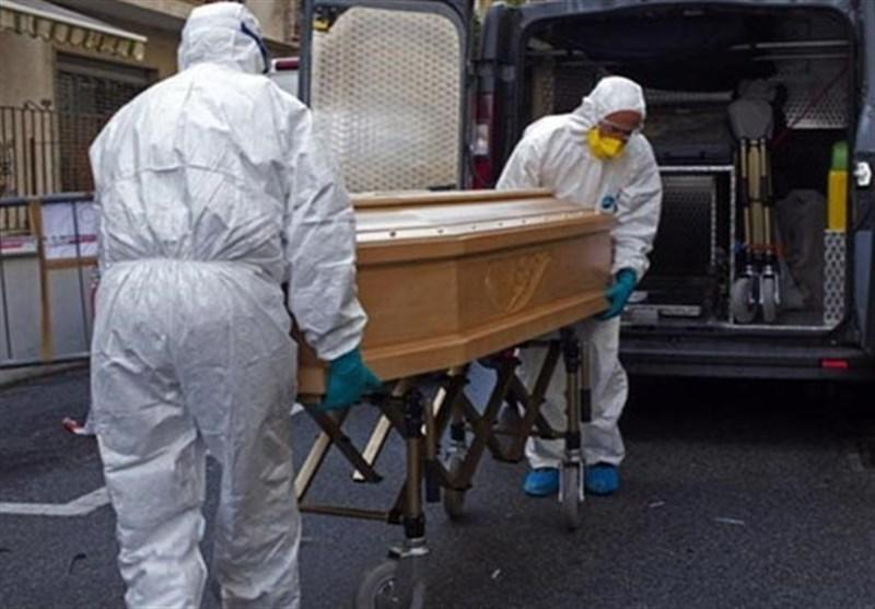 تعداد تلفات کرونایی در آمریکا به بیش از 45 هزار نفر رسید