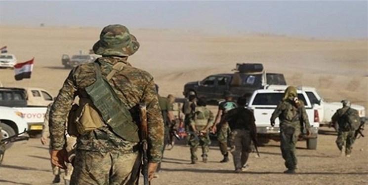 الحشد الشعبی توطئه تروریستی در استان الانبار را ناکام گذاشت