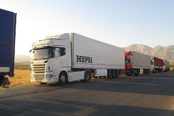 عراق؛ مقصد 99 درصد کالاهای صادراتی کردستان