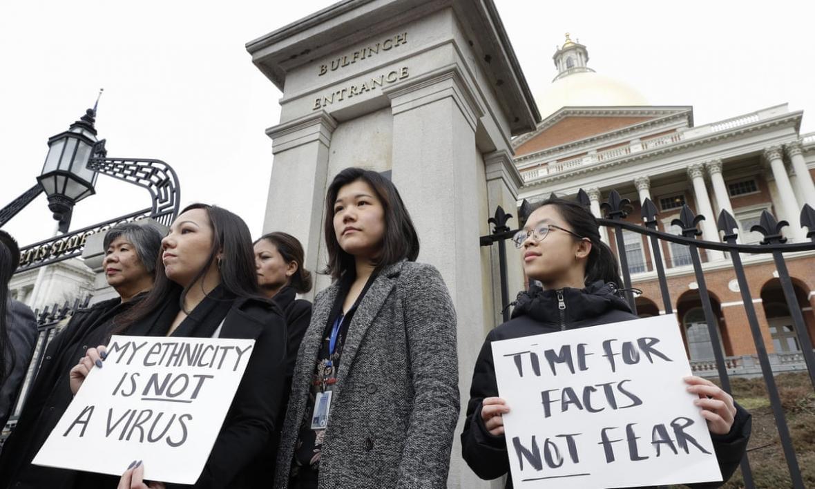 نژادپرستی دولت ترامپ باعث افزایش خشونت علیه آسیایی تبار ها در آمریکاست