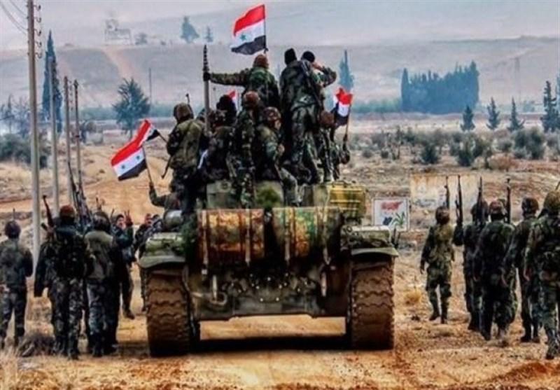 سوریه، مقابله ارتش با حمله سنگین تروریست های تکفیری در حومه حماه