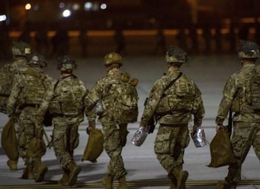 آلمان یک میلیارد یورو برای نظامیان آمریکایی هزینه نموده است!