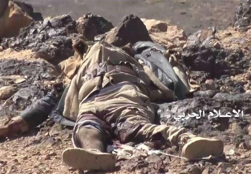 کشته شدن مشاور فرمانده عملیات ائتلاف سعودی در مارب، تسلط نیروهای یمنی بر منطقه ردمان استان البیضاء