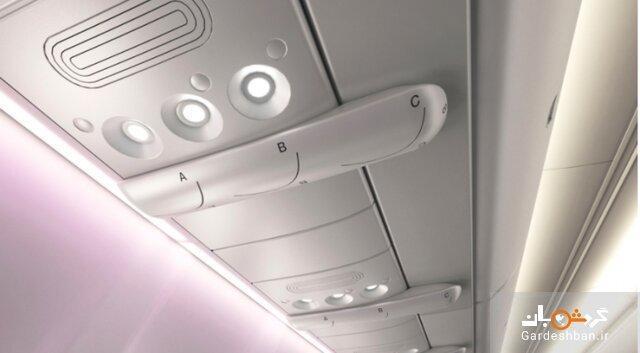 محافظ نامرئی هواپیما برای دوری از ویروس کرونا