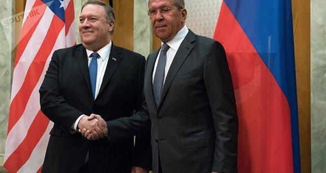 هشدار پامپئو به مسکو درباره پرداخت پول به نیروهای طالبان