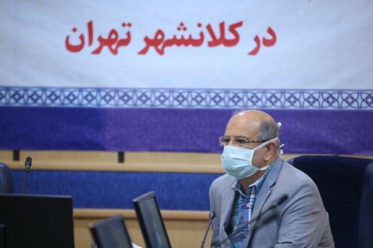 زالی: تهران همچنان در شرایط هشدار و قرمز واقع شده است
