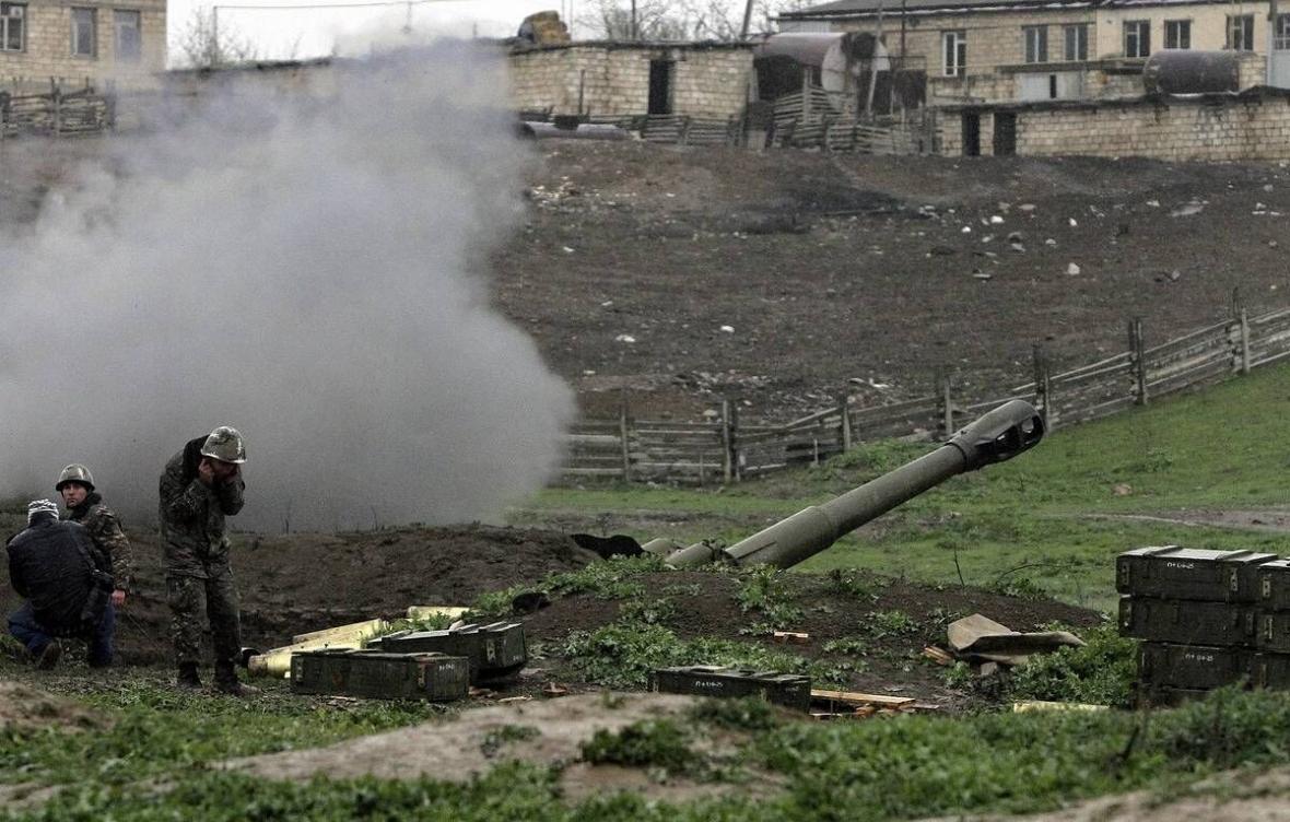 خبرنگاران ادامه درگیری میان ارمنستان و جمهوری آذربایجان