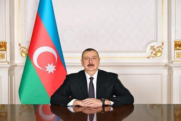 علی اف: عملیات نظامی تا عقب نشینی ارمنستان ادامه دارد