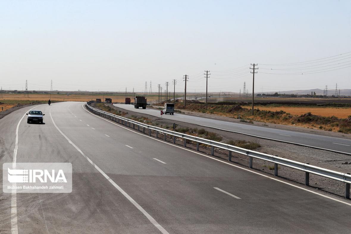 خبرنگاران 140 کیلومتر بزرگراه و راه اصلی در چهارمحال و بختیاری در دست احداث است