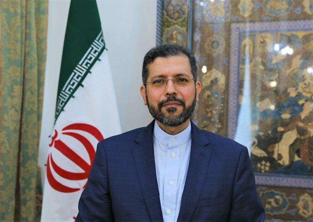 گزارش توئیتری سخنگوی وزارت خارجه از برنامه های ظریف