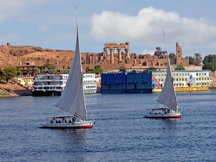 برترین اماکن دیدنی مصر