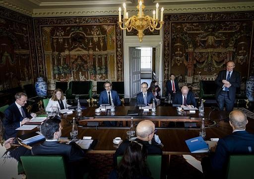 توافق تروئیکای اروپایی برای رد فعالیت مکانیسم ماشه از سوی آمریکا، ظریف: اروپا باید تروریسم مالی آمریکا را رد کند