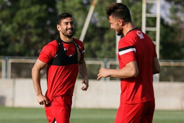 احسان حاج صفی از چهارشنبه به تمرینات تراکتور اضافه می گردد