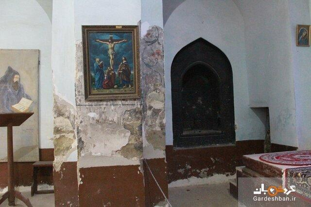 کلیسای هفتوان سلماس ؛ نمادی باقی مانده از دوره صفوی
