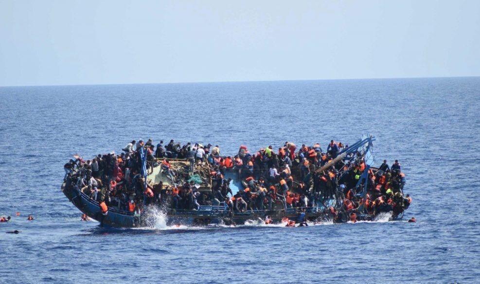 خبرنگاران 11 مهاجر نزدیک سواحل لیبی غرق شدند