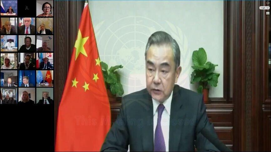 وزیر خارجه چین: مرحله نخست قطعنامه 2231 در 27 مهر کامل شد