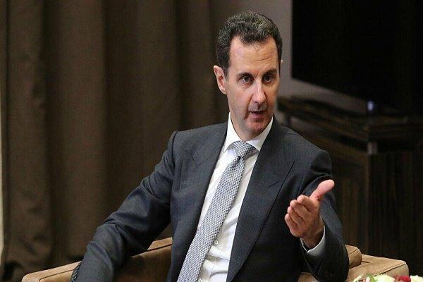 بشار اسد استانداران 5 استان سوریه را تغییر داد