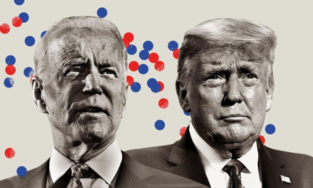 نظرسنجی ها می توانند ملاکی برای شکست ترامپ باشند؟