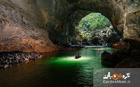 غار اسرار آمیز تام خون سی در لائوس