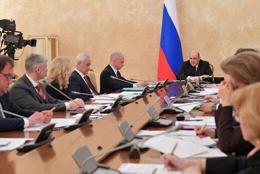 خانه تکانی در کابینه دولت روسیه