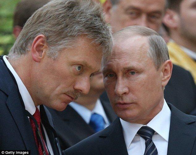 کرملین: روسیه منتظر نتایج رسمی انتخابات آمریکاست