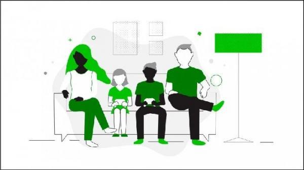 نظارت بیشتر والدین به بازی فرزندان با قابلیت جدید اکس باکس