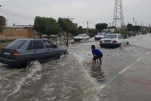 بررسی مسائل فاضلاب و آب های سطحی خوزستان ، عدم انجام لایروبى یکى از علل آبگرفتگى هاى شدید اهواز است