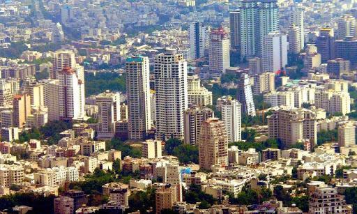 قیمت آپارتمان در نیمه جنوبی تهران