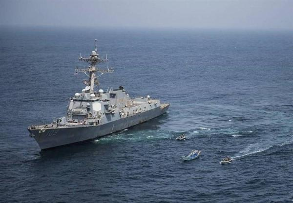 افزایش فعالیت نیروی دریایی آمریکا نزدیک سواحل روسیه در قطب شمال