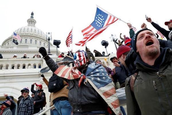 خبرنگاران سیاست آشوب طلبانه آمریکا به خانه رسید
