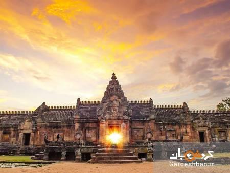 پارک تاریخی فانوم رانگ؛ مشهورترین جاذبه دیدنی تایلند، عکس