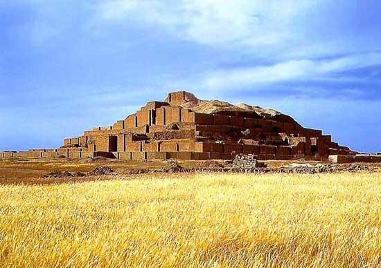 معبد زیگورات چغازنبیل کجاست؟ (تاریخچه و اطلاعات سفر)