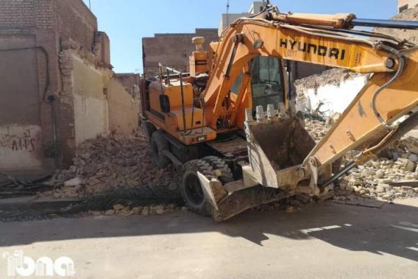 تخریب خانه پدری احمد محمود، شهرداری اهواز: کار ما نبود
