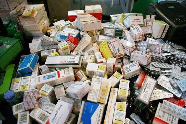 خبرنگاران 105 هزار قلم داروی قاچاق در مرز دوغارون تایباد کشف شد