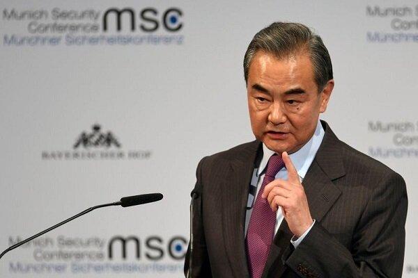 وزیر خارجه چین: پکن خواهان رقابت و روابط سالم با واشنگتن است خبرنگاران