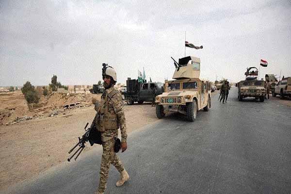 عملیات استراتژیک نیروهای عراقی علیه تکفیری ها در شمال نینوا