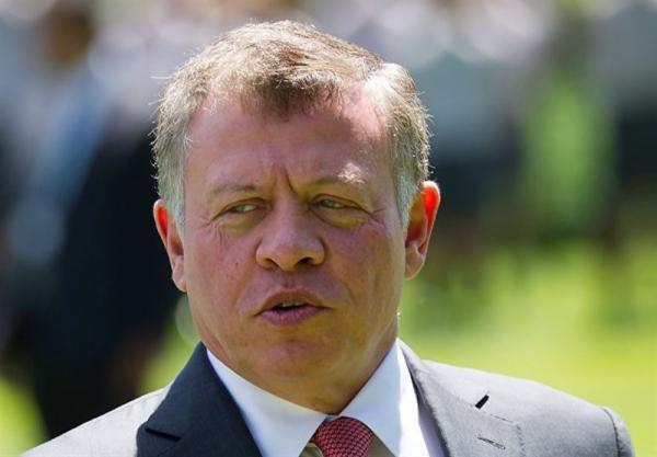 اعلام حمایت آمریکا و عربستان از پادشاه اردن